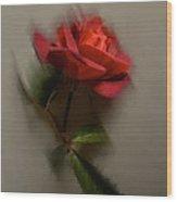 2086 Wood Print