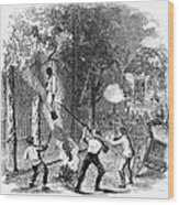 New York: Draft Riots 1863 Wood Print by Granger
