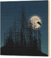 2115 Wood Print