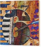 23672 Wood Print