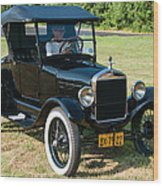 27 Ford Wood Print