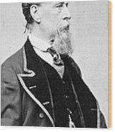 Charles Dickens (1812-1870) Wood Print