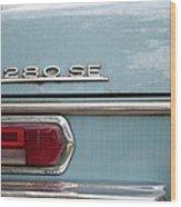 280 Se Wood Print