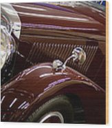 1936 Bentley Wood Print