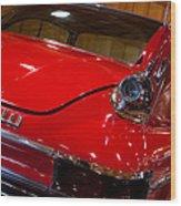 1961 Chrysler 300g 2-door Hardtop Wood Print