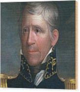 Andrew Jackson, 7th American President Wood Print