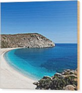 Andros Island - Greece Wood Print