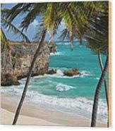 Barbados Wood Print
