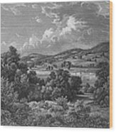 Braddock: Fort Duquesne Wood Print