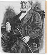 Brigham Young (1801-1877) Wood Print