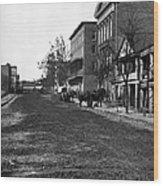 Civil War: Atlanta, 1864 Wood Print