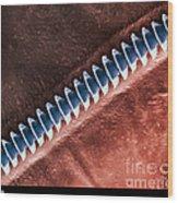 Cricket Sound Comb, Sem Wood Print