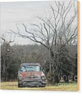 Days Gone By Wood Print by Lorraine Louwerse