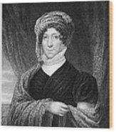 Dolley Madison (1768-1849) Wood Print