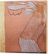 Erica - Tile Wood Print