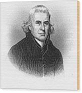 Francis Asbury (1745-1816) Wood Print