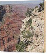 Grand Canyon National Park Arizona Usa Wood Print