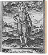 Henry IIi (1551-1589) Wood Print