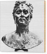 Honore De Balzac (1799-1850) Wood Print