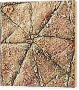 Human Skin Surface, Sem Wood Print