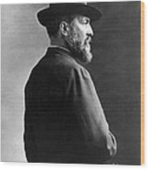 James A. Garfield, 20th American Wood Print
