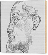 James Joyce (1882-1941) Wood Print