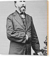 James Longstreet Wood Print