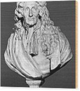 Jean De La Fontaine Wood Print