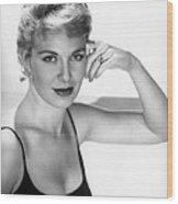 Joanne Woodward, Ca. 1950s Wood Print