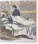 John Brown (1800-1859) Wood Print