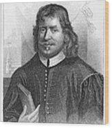 John Bunyan (1628-1688) Wood Print