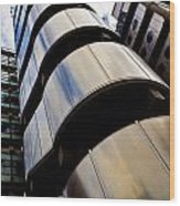 Lloyds Of London Building Wood Print