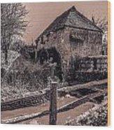 Lurgashall Mill Wood Print