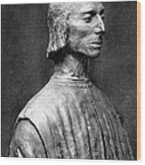 Niccolo Machiavelli Wood Print by Granger