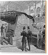Paris: Exposition Of 1867 Wood Print