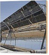 Solar Furnace, Spain Wood Print