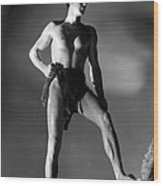 Tarzan And His Mate, Johnny Wood Print