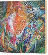 The Glade Wood Print
