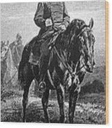 William I Of Prussia Wood Print
