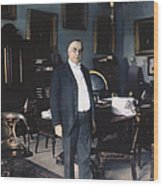 William Mckinley (1843-1901): Wood Print