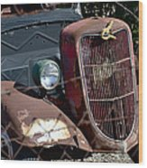 '36 Ford II Wood Print