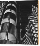 Lloyd's Building London  Wood Print