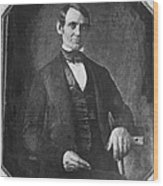 Abraham Lincoln Wood Print by Granger