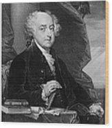 John Adams (1735-1826) Wood Print