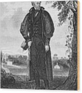 Andrew Jackson (1767-1845) Wood Print