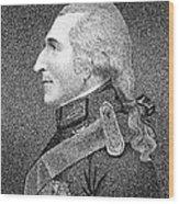 Benjamin Thompson Wood Print