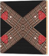 4 By 4 Horizontal Wood Print