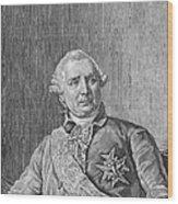 Charles De Vergennes Wood Print
