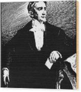 Charles Goodyear Wood Print