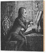 Charles Lamb (1775-1834) Wood Print